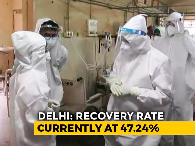 Video : Delhi's Biggest Single Day Spike With 500 New Cases On Tuesday