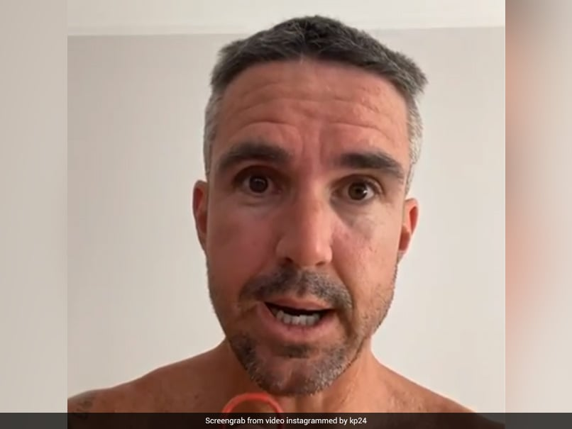 Watch: Kevin Pietersen Wows Fans With His Magical TikTok Video