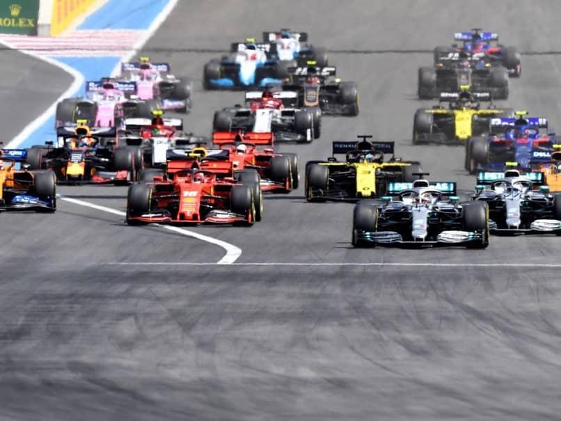 "Coronavirus: Formula One Plans For ""Isolated Environment"" To Launch Season In Austria"