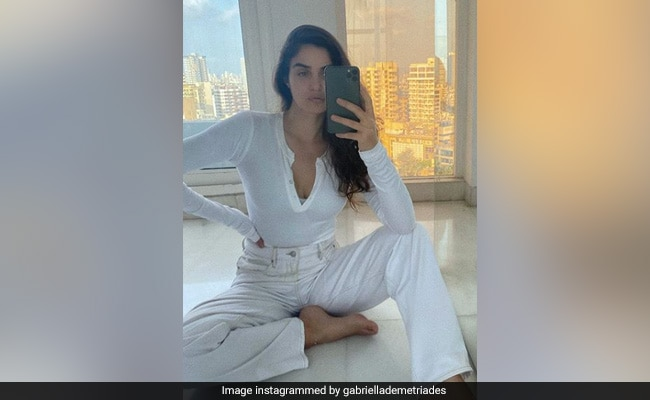 Gabriella Demetriades Is 'Back To The City.' See Her Post