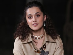 """Not So <i>Sasti</i> Anymore"": Actor Taapsee Pannu On 3 Days Of Tax Raids"