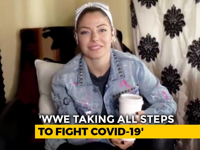 Video : Alexa Bliss Interview On The WWE Tag Title Match