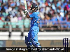"""Players Will Miss """"Playing In Front Of Huge Crowd"""": Shikhar Dhawan"""