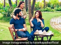 Twinkle Khanna Had Her First 'Maa Ke Hath Ka Khana', And The Caption Is Unmissable!