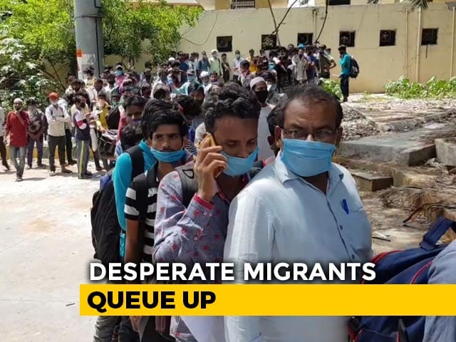 Video : In Lockdown4, Karnataka Bans Entry Of People From 4 States Till May 31