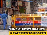 Video : Malls, Restaurants, Places Of Worship Can Open Starting June 8