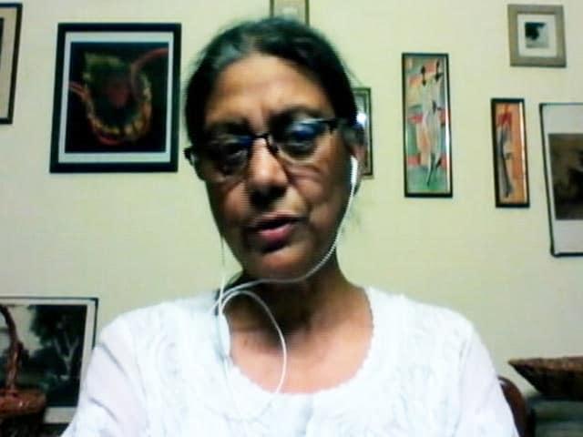 "Video : ""Roads Are Hostile For Cyclists,"" Says IIT Delhi Professor Geetam Tiwari"