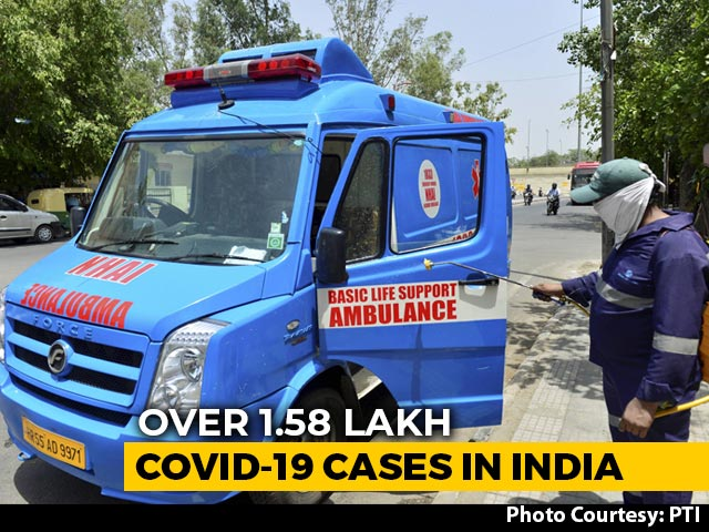 Video : Over 6,000 Coronavirus Cases In India For 7th Straight Day