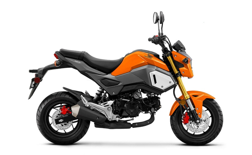 The Honda Grom will not be coming to India anytime soon