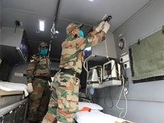 Military Personnel Among 24 Coronavirus Positive At Delhi Army Hospital