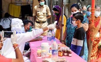 Maharashtra Crosses 5 Lakh Coronavirus Cases With Record Single-Day Spike