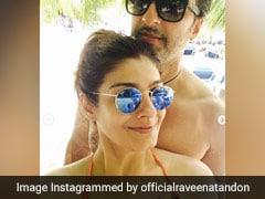 रवीना टंडन ने शेयर की पति के साथ Beach Photos, एक्ट्रेस कर रही हैं लॉकडाउन खत्म होने का इंतजार