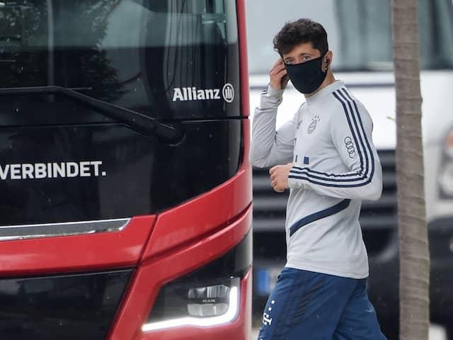 """Bundesliga: Robert Lewandowski """"Fitter Than Ever"""" For Restart"""