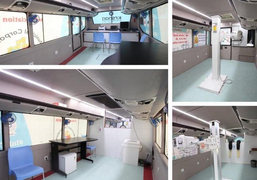 Coronavirus: Mumbai Gets A World-First, Unique Testing Facility On Wheels