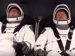 Meet Bob And Doug  - Best Friends On Historic SpaceX-NASA Mission