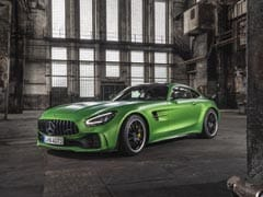 2020 Mercedes-AMG GT R Launched In India; Priced At Rs. 2.48 Crore