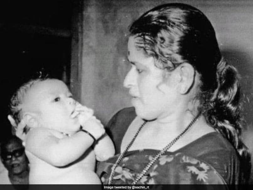 """Sachin Tendulkar Gives New Meaning To """"Aai"""" On Mothers Day"""