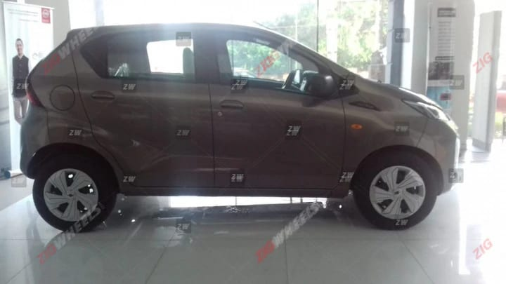 2020 Datsun Redi-GO Facelift Starts Arriving At Dealership Ahead of Launch