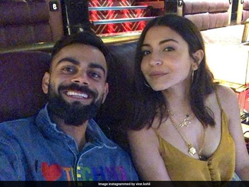 "Anushka Sharma Calls Virat Kohli ""Jhootha"" During Instagram Live With Sunil Chhetri. Watch Video"