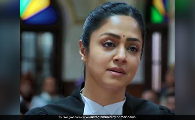 Jyothika, In Her 'Second Innings,' On Why She Signed Ponmagal Vandhal