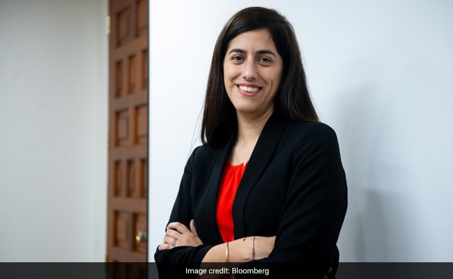She's 35, A Nation's Finance Minister, And A Rockstar In Virus Crisis