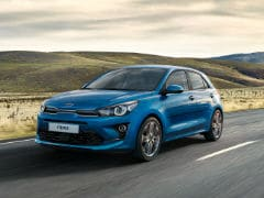 2021 Kia Rio Facelift Revealed With New Styling, Features And Mild-Hybrid Engine
