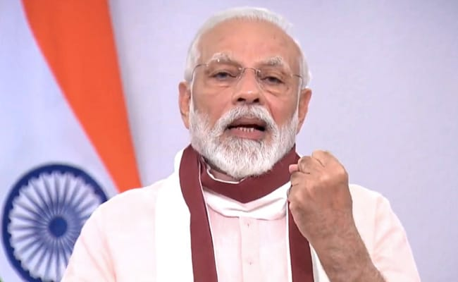 PM Modi To Speak To India Inc On ''Getting Growth Back'' On Tuesday