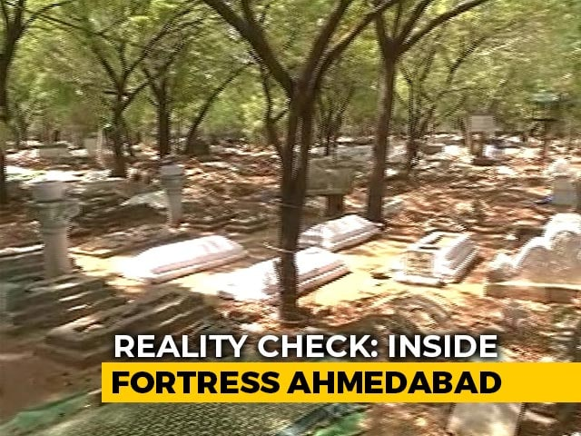 Video : Alarm Over Discarded Coronavirus Safety Wear At Ahmedabad Graveyard