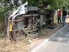 5 Migrants Dead In Separate Accidents In Uttar Pradesh