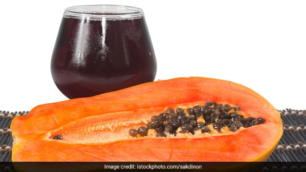 This Papaya Grape Mint Juice May Ease Acidity, Constipation And Other Digestion Issues