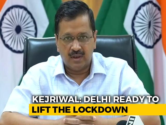 Video : Arvind Kejriwal Gives List Of What's Allowed In Delhi In Lockdown 3.0