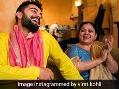 Virat Kohli, Yuvraj Singh Lead Wishes As Sports Fraternity Celebrate Mother's Day 2020