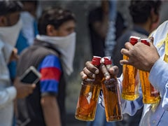 Chhattisgarh Government Allows Home Delivery Of Liquor Amid Lockdown