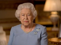 """Never Give Up"": Queen Elizabeth To Britain In Tribute To World War II Generation"