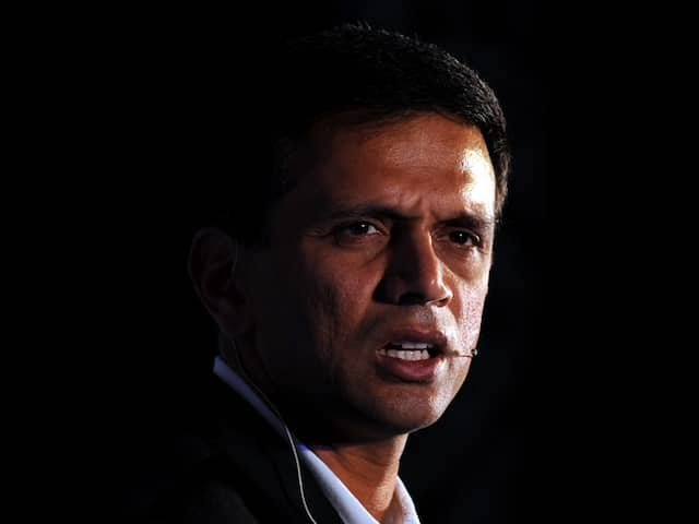 NCA Chief Rahul Dravid To Be Part Of COVID-19 Taskforce