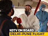 Video : Inside Plane On Day 1: How Are Flight Crews Adjusting To New Normal