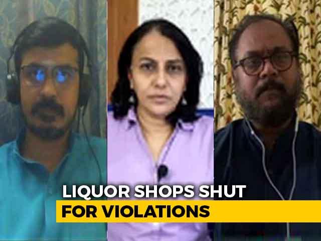 Video : Superstars Rajinikanth, Kamal Haasan Take On Tamil Nadu Government Over Liquor Sale