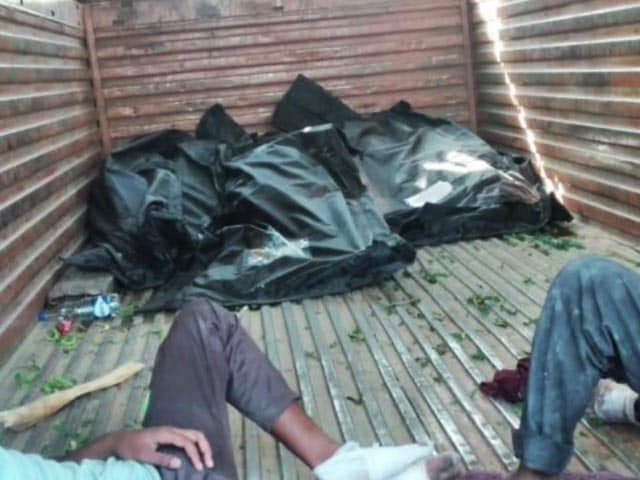 Video : In Open Trucks, UP Sends Dead Bodies With Migrants, Enraging Jharkhand
