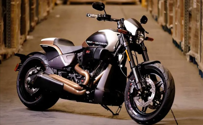 Harley-Davidson FXDR Limited Edition Model Unveiled