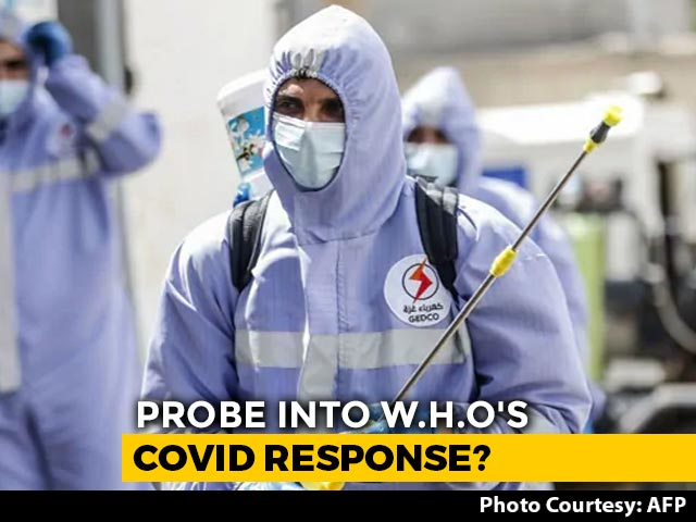 """Video : India Joins 61 Nations To Seek """"Impartial"""" Probe Into Coronavirus Crisis"""