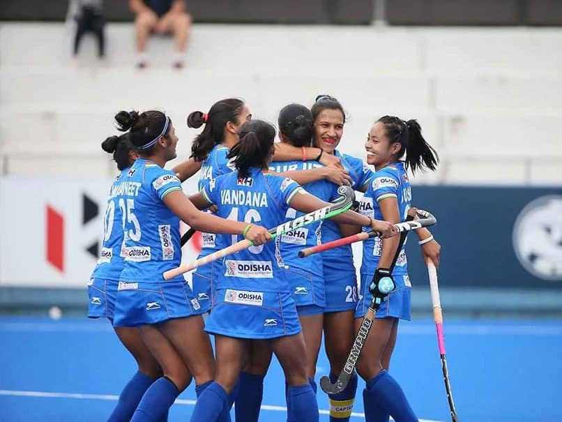 Indian Womens Hockey Team Raises Rs 20 Lakh To Help People Affected By COVID-19