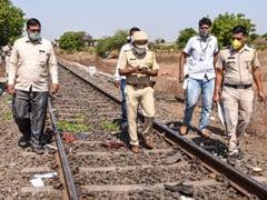 Aurangabad Train Accident: Bodies Of Migrants Being Taken Home