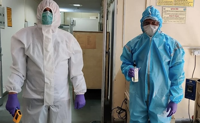 From Zero, India Now Manufactures 4.5 Lakh PPE Suits A Day To Fight Coronavirus