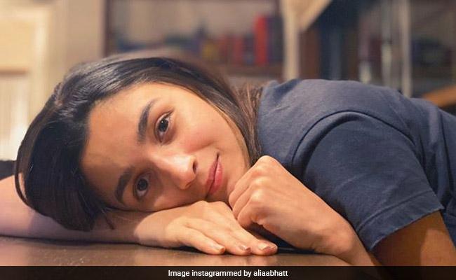 A Glimpse Of Alia Bhatt's Lockdown Diaries. Pic Inside