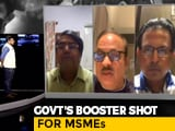 Video : SBI's Soumya Kanti Ghosh Says Announced Economic Package Well-Crafted