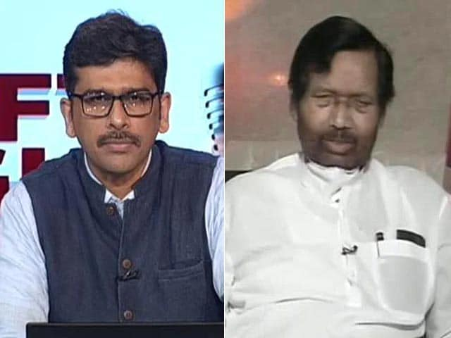 """Video : """"No Shortage Of Grains In India"""": Union Minister To NDTV"""