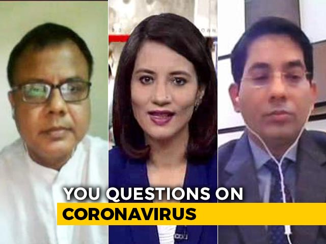 How To Manage Work And Fears Over Coronavirus? Doctors Answer