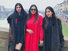 """People Made Fun Of Me"": Khushi Kapoor On Not Looking Like Mom Sridevi And Sister Janhvi"