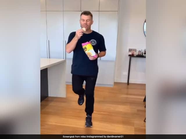 Watch: David Warner Defies Gravity In His Latest TikTok Video