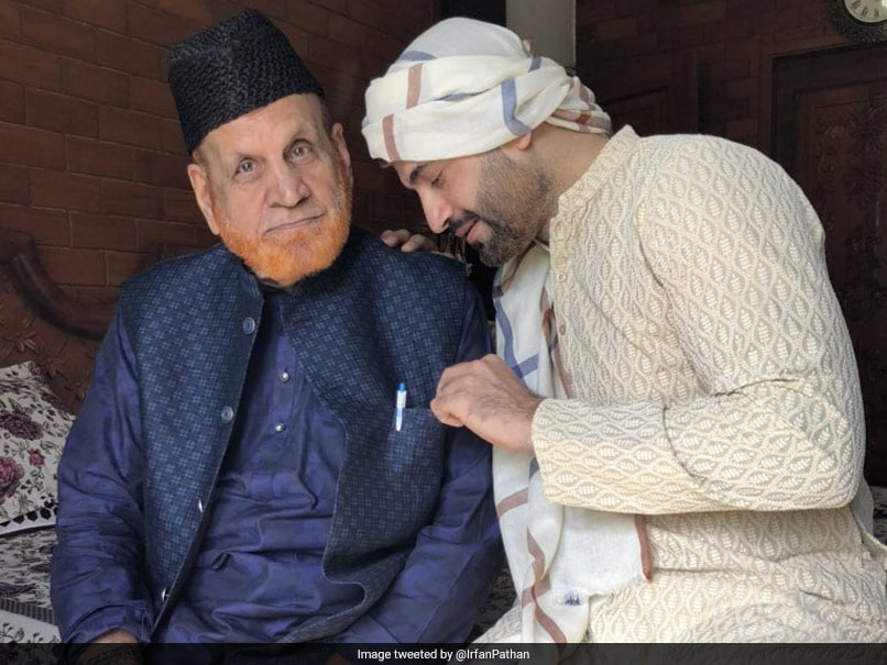 Sachin Tendulkar, Irfan Pathan And Other Stars Extend Eid Greetings